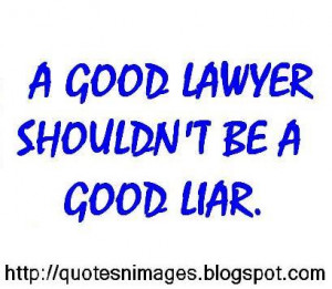 Do not trust on lawyer's promise.