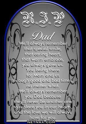 Birthday For Deceased Father | Birthday Quotes For Deceased Dad ...