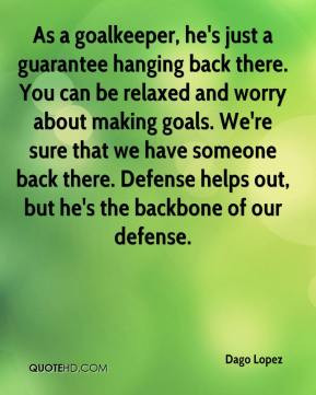 Soccer Goalkeeper Quotes