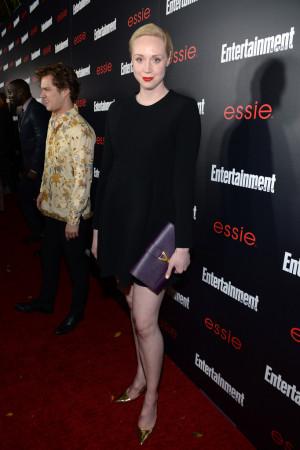 Actress: Gwendoline Christie