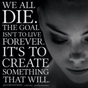 Inspirational Gymnastics Quotes Gallery