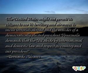 Venezuela Quotes