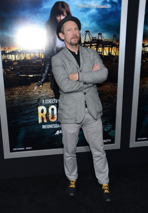 Ian Hart Ian Hart attends the premiere of quot Rogue quot at ArcLight ...