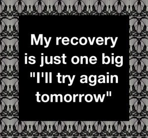 Anorexia Recovery Quotes No hope, eating disorder,