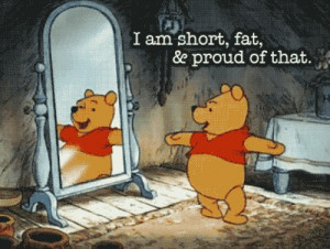 Chewing The Fat - Quote #2 - Winnie The Pooh Style