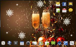 Happy New Year Theme 2014 photo