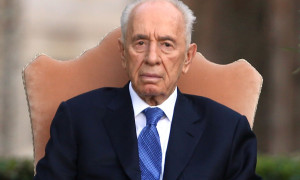 Shimon Peres Pictures