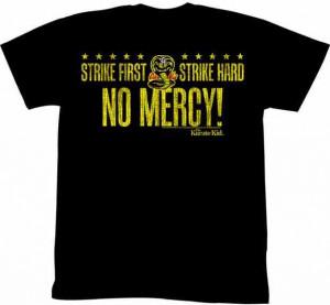 Cobra Kai Karate Kid Shirt