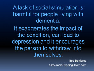 Alzheimer Quotes And Dementia