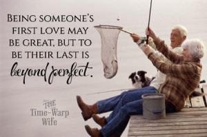 Being Someone's First Love May be Great…