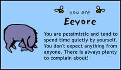 Sad Eeyore Quotes | oh bother More