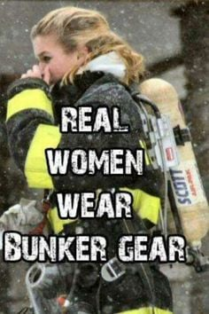 ... firefighters stuff fire fighter bunker gears women firefighters quotes