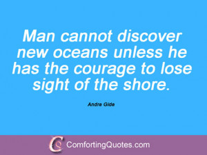 24 Quotes And Sayings By Andre Gide