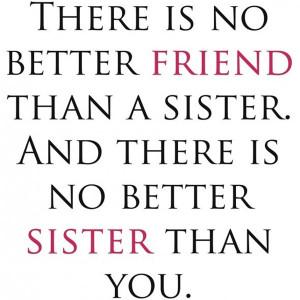 Friendly Sisters