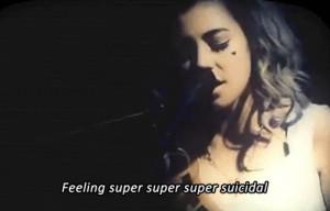 feelings, marina, marina and the diamonds, quote, suicidal