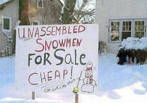 Funny For Sale Signs (23 pics)