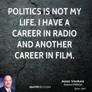Jesse Ventura Politics Quotes