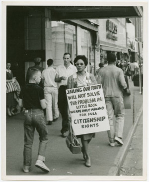 Go Back > Gallery For > Daisy Bates Quotes
