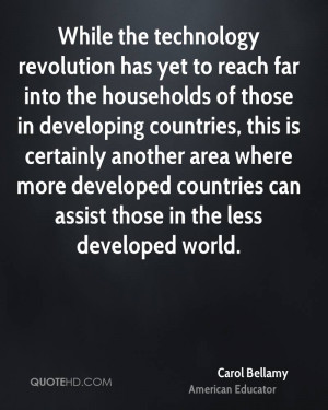 carol-bellamy-carol-bellamy-while-the-technology-revolution-has-yet ...