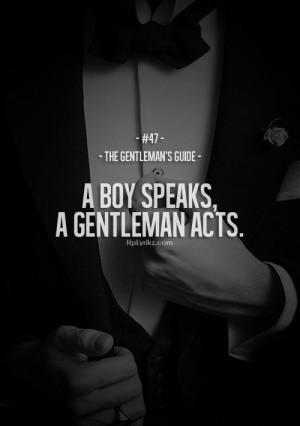 Gentleman's Guide credits to Hplyrikz | via Tumblr