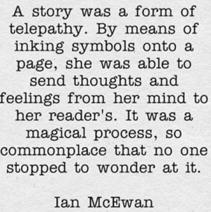 Quotes | Ian McEwan changes in true details the process of ...