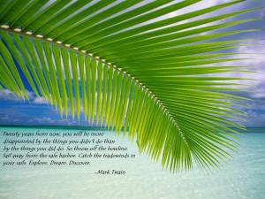 Beach Quotes Wallpaper 1920x1440 Beach, Quotes, Mark, Twain
