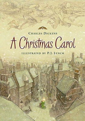 Many Covers of A Christmas Carol
