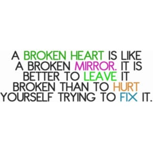 Heartbroken Quotes, Heart Broken Quotes, Sad Love Quotes - Love Quotes ...