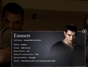 Emmett Cullen (born Emmett McCarty)