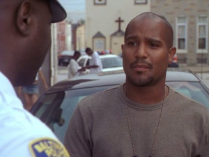 ... seth gilliam characters sgt ellis carver still of seth gilliam in