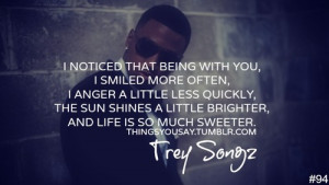 Go Back > Gallery For > Trey Songz Simply Amazing Quotes
