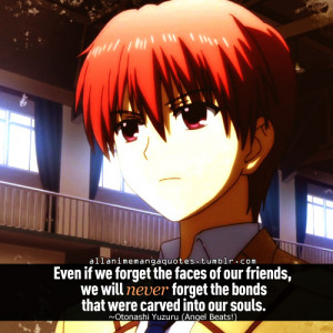 Angel Beats! AB! Quotes