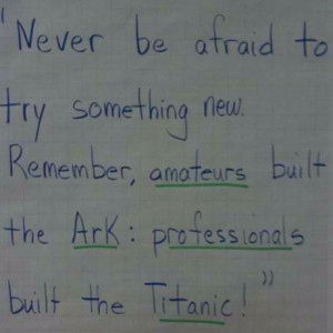 Quote I Found When I Was A Substitute Teacher.