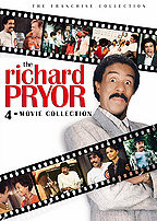 Richard Pryor 4 Movie Collection
