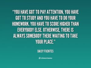 Attention http://quotes.lifehack.org/quote/daisy-fuentes/you-have-got ...