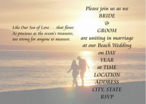 in Invitation tips and tagged wedding invitation wording , wedding ...