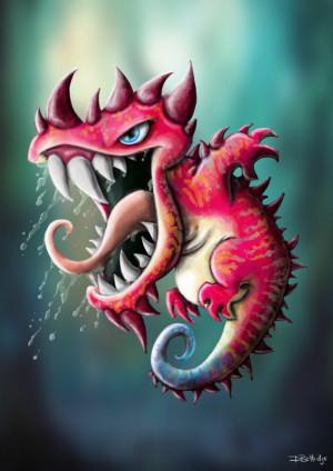 Monster Demon