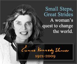 unice Kennedy Shriver Day