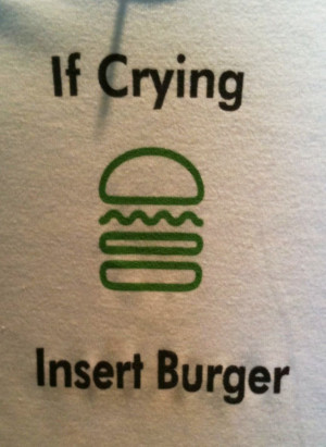 Filed Under Funny Burger