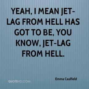 Jet Lag Quotes