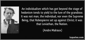 Robespierre Quotes Picture quote: facebook cover