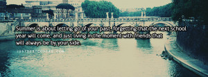 Summer Quotes Facebook Covers Pictures