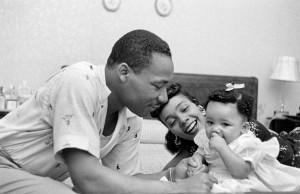 Scott King: Martin Luther King, Jr. and his wife, Coretta Scott ...