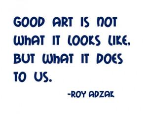 inspirational quotes for art teachers quotesgram