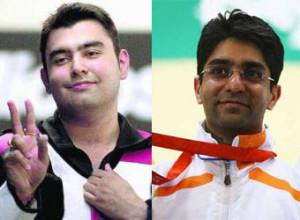 CWG: Abhinav Bindra & Gagan Narang won first gold in 10m rifle pair ...