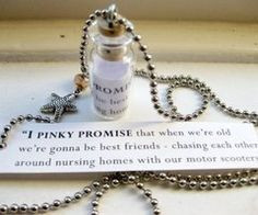 pinky promise quotes | pinky promise images More