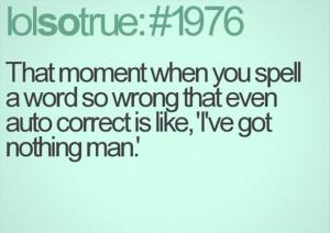 Yeah, this happens often....