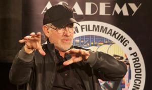 Steven Spielberg College Dropout