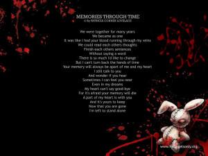 Emo Wallpaper / Broken Heart Poetry Wallpaper