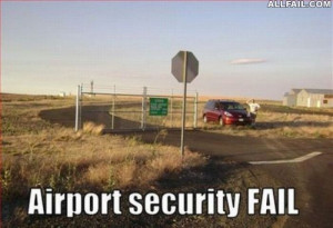 Airport Security Fail Funny Jokes Videos Quotes And